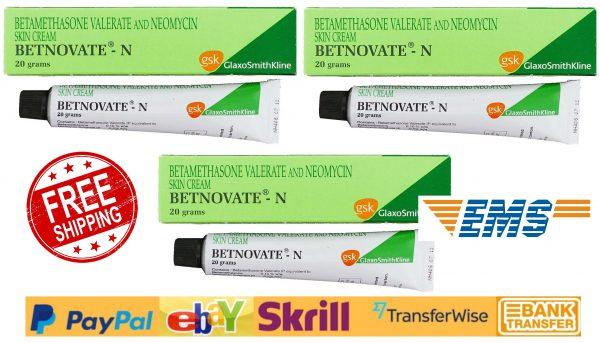 Betnovate-N Cream GSK
